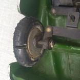 Автомобиль Газ -12 Зим , кабриолет,инерционный двигатель , маркировка ТТ., фото №8