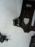 Боковины до потолочных керосиновых ламп№17, фото №4