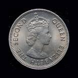 Британская Малайя 3 пенса 1961, фото №2