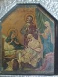 Икона. Рождение присвятой Богородицы., фото №11