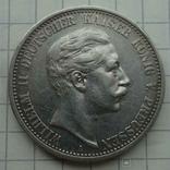 2 марки, Пруссия, 1907 год., фото №2