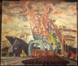 Ильичевский порт.61-78см.1978 год., фото №3