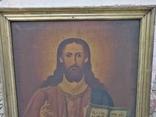 Господь Вседержитель полотно, живопис, фото №4