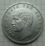 5 марок, Бавария, 1906 год,, фото №2