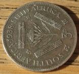 3 пенса 1938 ЮАР, фото №4