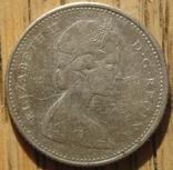 10 центов 1968 Канада, фото №3