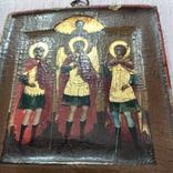 Икона из домашней церкви, фото №12