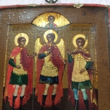 Икона из домашней церкви, фото №13