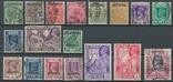 Бг04 Британские колонии. Бирма 1937-40 (первые выпуски, 18 марок без повторов), фото №2