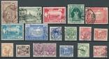 Бг05 Британские колонии. Бирма 1940-50-е гг (18 марок), фото №2