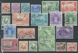 Бд01 Британские колонии. Бирма 1930-50-е гг (22 марки), фото №2