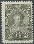 Бе06 Британские колонии. Ньюфаундленд 1897 №61*, фото №2