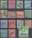 Бе16 Британские колонии. Мальта 1885-1937 (33 евро, 15 марок без повторов), фото №2