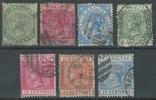 Бж01 Британские колонии. Гибралтар 1886-1889, фото №2
