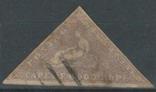 Бж11а Британские колонии. Капская колония 1858 (300 евро), фото №2