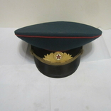 Парадная фуражка офицера СА СССР (55 размер)., фото №2