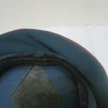 Парадная фуражка офицера СА СССР (55 размер)., фото №9