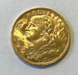 Франция 20 франков 1947 год, фото №2