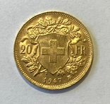 Франция 20 франков 1947 год, фото №3