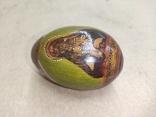 Расписное яйцо с изображением Богородицы и Спасителя., фото №9
