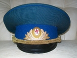 Парадная фуражка КГБ, фото №2