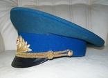 Парадная фуражка КГБ, фото №3