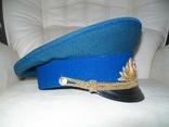Парадная фуражка КГБ, фото №5