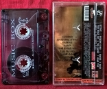 Ария - Крещение Огнем - 2003. (МС). Кассета. Moroz Records, фото №4