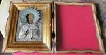 Икона Св.Николая ''На память отъ 12 гренадёрского полка/ 200 летъ., фото №12