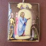 Икона Финифть, фото №3