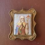 Финифть Святитель Павел митрополит Тобольский, фото №2