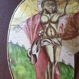 Финифть Исус Христос, фото №4