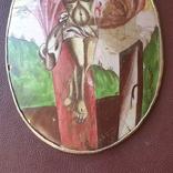 Финифть Исус Христос, фото №7
