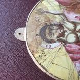 Финифть Исус Христос, фото №9