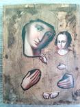 Икона Божией матери, фото №2