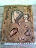 Икона Божией матери, фото №13