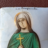 Финифть св Стефанида, фото №4