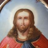 Финифть большая Исус Вседержатель, фото №5