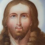 Финифть большая Исус Вседержатель, фото №6