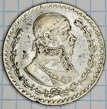 Мексика 1 песо 1962 серебро, фото №3