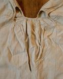 Старинная сорочка с вышивкой., фото №5