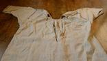 Старинная сорочка с вышивкой., фото №6