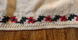 Старинная сорочка с вышивкой., фото №8