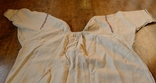 Старинная сорочка с вышивкой., фото №13