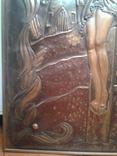 Икона Роспятие медная (57390.07 см), фото №11