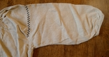 Старинная сорочка с вышивкой. № 2 ., фото №3