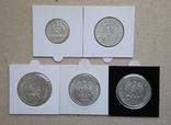 Пять монет Польши(одним лотом)., фото №2