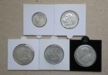 Пять монет Польши(одним лотом)., фото №3