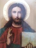 Вседержитель Икона в киоте, фото №5