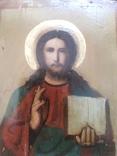 Вседержитель Икона в киоте, фото №6